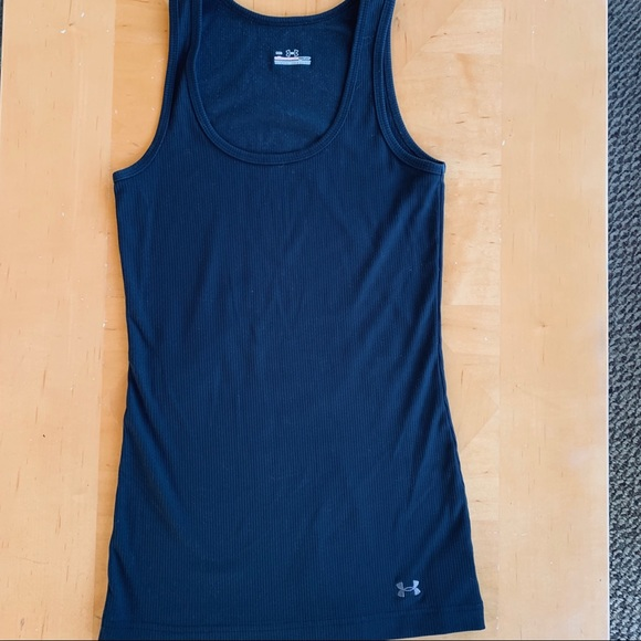 Ingenious Under Armour Mens Fitted Heatgear Sleeveless Shirt Xl Black Clothing, Shoes & Accessories